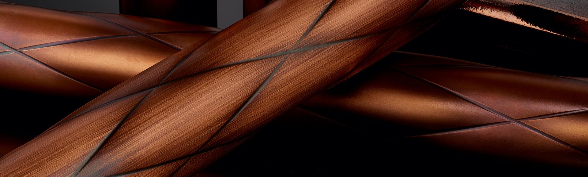 kupfer oxidized a. Black Bedroom Furniture Sets. Home Design Ideas
